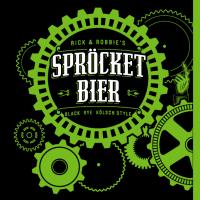 stone sprocketbier logo