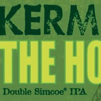 Bison Kermit the Hop Double Simcoe IPA
