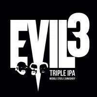 Heretic Evil³ Triple IPA