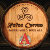 Avery Rufus Corvus label