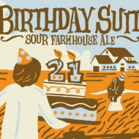 Uinta Birthday Suit 21st Anniversary Sour Farmhouse Ale
