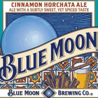 Blue Moon Cinnamon Horchata Ale label