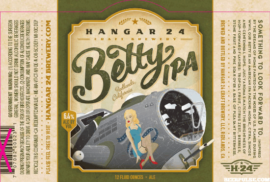 Hangar 24 Betty IPA lands this week in year-round lineup ...
