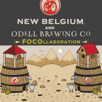 New Belgium Odell FOCOllaboration American Pale Ale