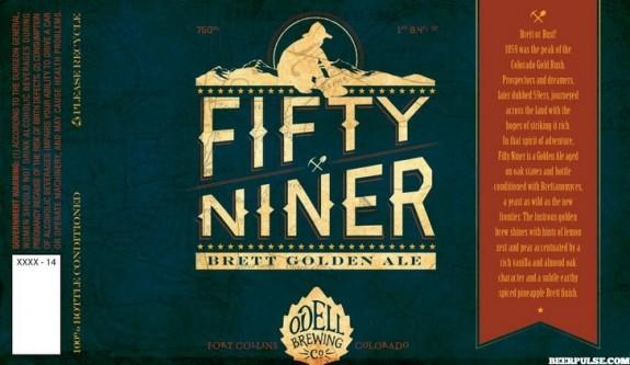 Odell Fifty Niner label