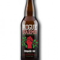 Rogue Farms Chipotle Ale 22OZ BTL