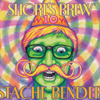 Short's Stache Bender Double IPA