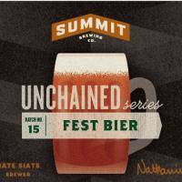 Summit Fest Bier label
