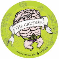 The Alchemist The Crusher American Double IPA