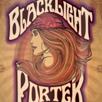 Worthy Black Light Porter label 2