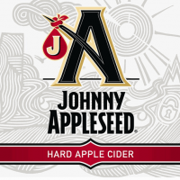 Johnny Appleseed Hard Apple Cider label