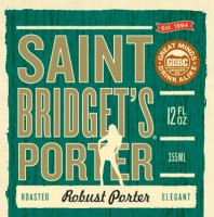 Great Divide Saint Bridget's Porter