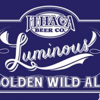 Ithaca Luminous Golden Wild Ale