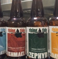rising tide 12oz bottles