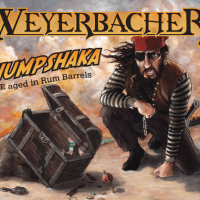 weyerbacher rhumpshaka label
