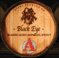 Avery Black Eye Rum Barrel Aged Imperial Stout
