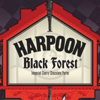 Harpoon Black Forest Imperial Cherry Chocolate Porter