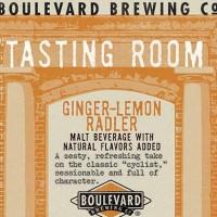 Boulevard Ginger-Lemon Radler