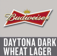 Budweiser Batch No. 32218 Daytona Dark Wheat Lager