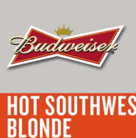 Budweiser Batch No. 77029 Hot Southwest Blonde