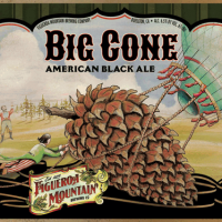 Figueroa Mountain Big Cone American Black Ale