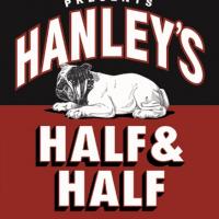 Hanleys Half and Half label