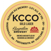 KCCO Gold Lager