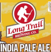 Long Trail IPA can