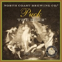 North Coast Puck The Beer Petite Saison