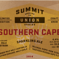 Summit Southern Cape label
