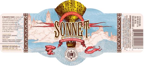 Southern Tier Sonnet Ale