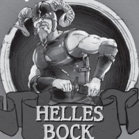 Samuel Adams Helles Bock label