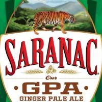 Saranac GPA Ginger Pale Ale