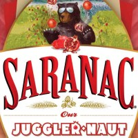 Saranac Juggler-Naut Wheat Beer