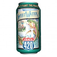 SweetWater 420 Extra Pale Ale 12OZ CAN