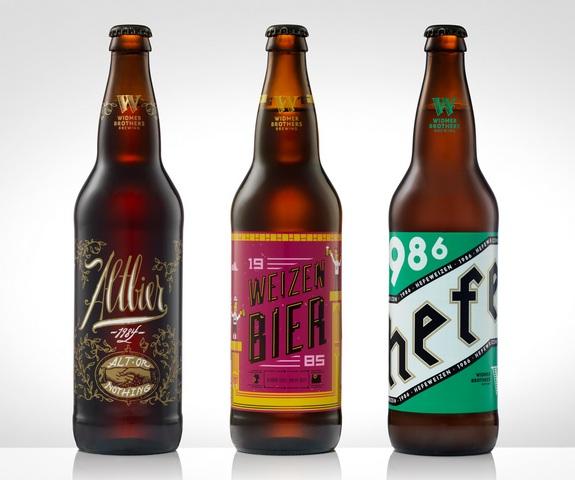 Widmer Brothers 1984-1986 Beers