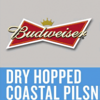 Budweiser Batch No. 23185 Dry Hopped Coastal Pilsner