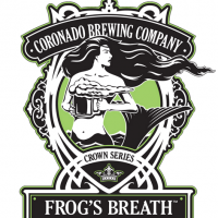 coronado frogs breath logo