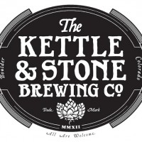kettle and stone brewing square logokettle and stone brewing square logo