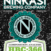 Ninkasi Composition Analysis Single Hop HBC 366 Ale