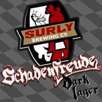 surly schadenfreude dark lager label 2
