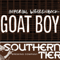 Southern Tier Goat Boy Imperial Weizenbock