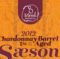 8 Wired Chardonnay Barrel Aged Sæson