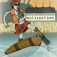 Against the Grain Mac Fanny Baw Bourbon Barrel Aged Rauchbier