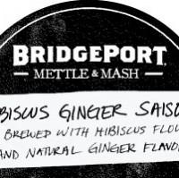 BridgePort Hibiscus Ginger Saison