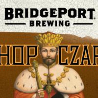 BridgePort Hop Czar IPA Topaz Copper