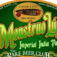 Cigar City El Monstruo Lupulo Imperial IPA
