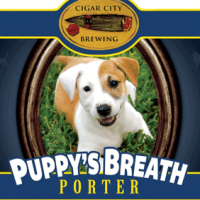 Cigar City Puppy's Breath Porter