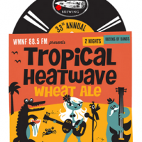 Cigar City 33rd Annual Tropical Heatwave Wheat Ale