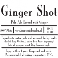 De Molen Ginger Shot Pale Ale